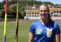 Olympische Spiele: Speerwerferin Christin Hussong