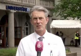 Delta-Variante breitet sich aus – im Interview: Prof. Bodo Plachter