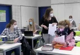 Diskussionen um Aufhebung der Maskenpflicht an Schulen