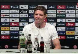 Oliver Glasner – der neue Eintracht Trainer wird offiziell vorgestellt