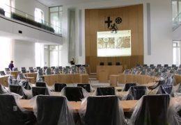 Rheinland-pfälzischer Landtag ist fertig saniert