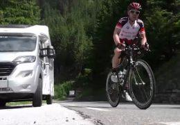 Extremsportler Dirk Leonhardt stellt neuen Weltrekord auf