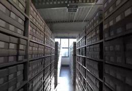 NS-Archiv in Bad Arolsen wird digitalisiert