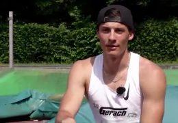 Olympiaserie: Stabhochspringer Oleg Zernikel