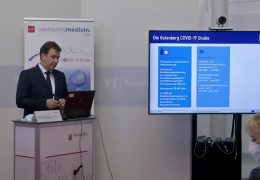 Mainzer Uniklinik legt Corona-Studie vor