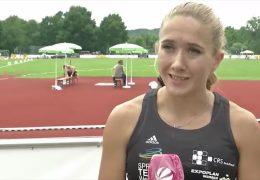 Deutsche Sprinthoffnung bei Olympia: Rebekka Haase