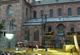 Nibelungen-Festspiele in Worms
