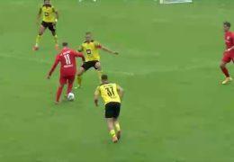 Borussia Dortmund zu Gast in Gießen