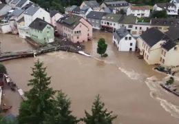 Eifelkreis Bitburg-Prüm ist schwer betroffen
