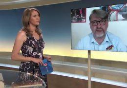 Interview mit dem Chef des Landesfeuerverbandes in Rheinland-Pfalz
