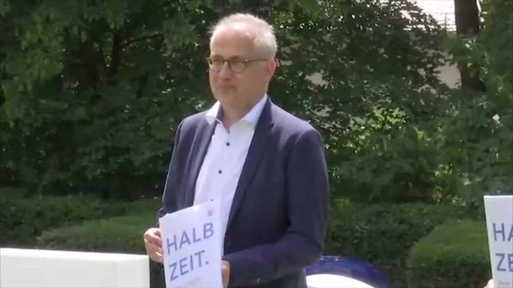 Live im Studio: Hessen Wirtschaftsminister Tarek Al-Wazir