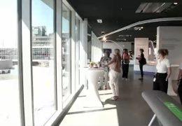 Fraport stellt neues Besucherzentrum vor