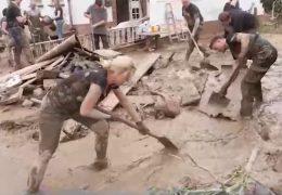 Nach der Flutkatastrophe – Kritik am Krisenmanagement der Landesregierung