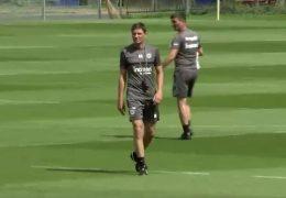 Eintracht trifft im Pokal auf Mannheim