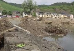 Nach der Flutkatastrophe in Rheinland-Pfalz: CDU und AfD wollen Untersuchungsausschuss