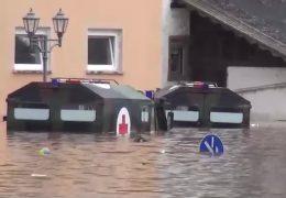 Flutwarnungen haben Medien nicht erreicht