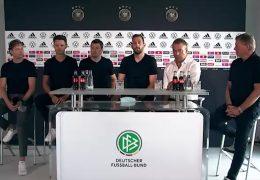 Hansi Flick – neuer Bundestrainer wird offiziell vorgestellt