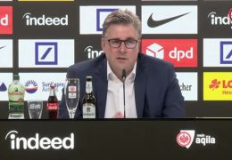 Eintracht Frankurt will weiterhin ungeimpfte Zuschauer ins Stadion lassen