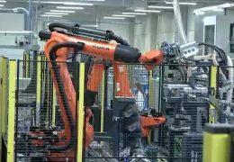 Neue Batteriefabrik in Darmstadt
