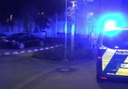 Polizei erschießt Messerstecher