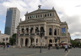 Feier in Frankfurt – 40 Jahre Wiedereröffnung der Alten Oper