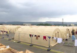Evakuierte aus Afghanistan landen in Ramstein