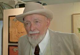 Zum 80. Geburtstag: Malerfürst Markus Lüpertz in Bad Homburg
