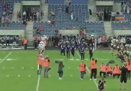 Frankfurt Galaxy stürmt ins Halbfinale