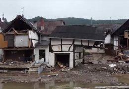 Wiederaufbau nach der Flut – Innenminister Roger Lewentz konkretisiert die Planung