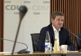 CDU will Untersuchungsausschuss zur Flutkatastrophe