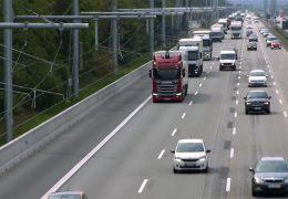 Zukunftsmodell E-Highway für den Schwerlastverkehr?
