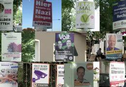 """Im Porträt: """"Kleine Parteien"""" im Bundestagswahlkampf"""