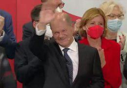 SPD und Union wollen eine Regierungskoalition anführen