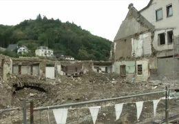 Fast alle Häuser können im Ahrtal wieder aufgebaut werden