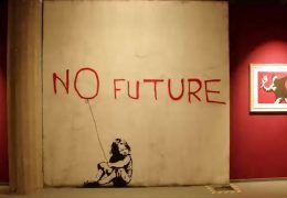 Street-Art Künstler Banksy in Mainzer Pop-Up Store
