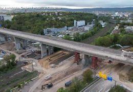 Termin steht fest: Salzbachtalbrücke wird am 6. November gesprengt