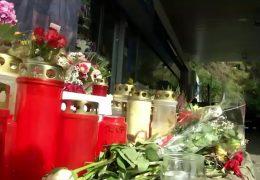 Gedenkfeier für Alex W. in Idar-Oberstein