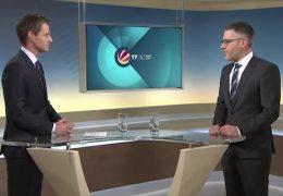 Im Interview: Fabian Kirsch, der Chef der rheinland-pfälzischen Staatskanzlei