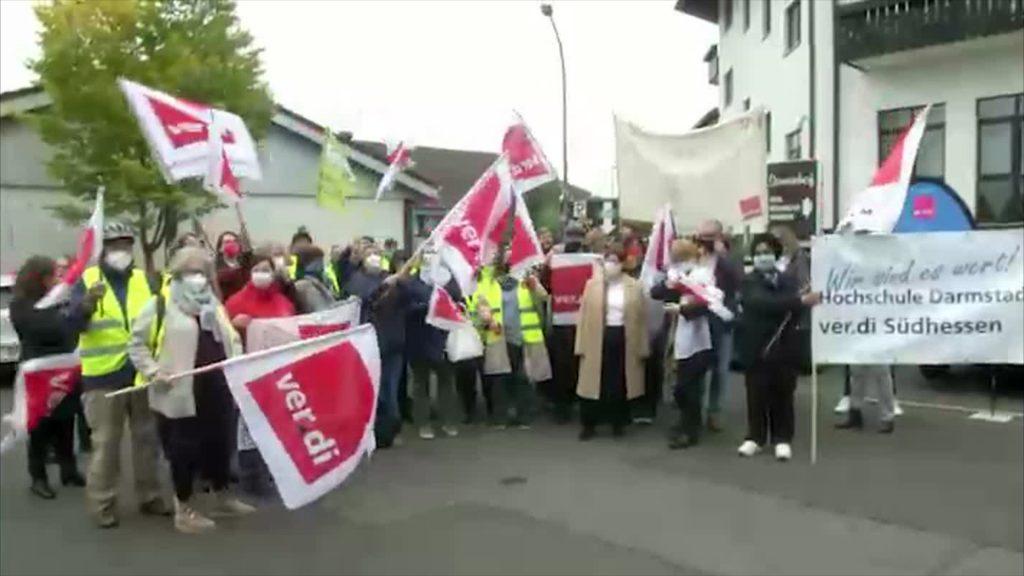 Zweite Tarifrunde im Öffentlichen Dienst – Gewerkschaften fordern 5 Prozent mehr Gehalt