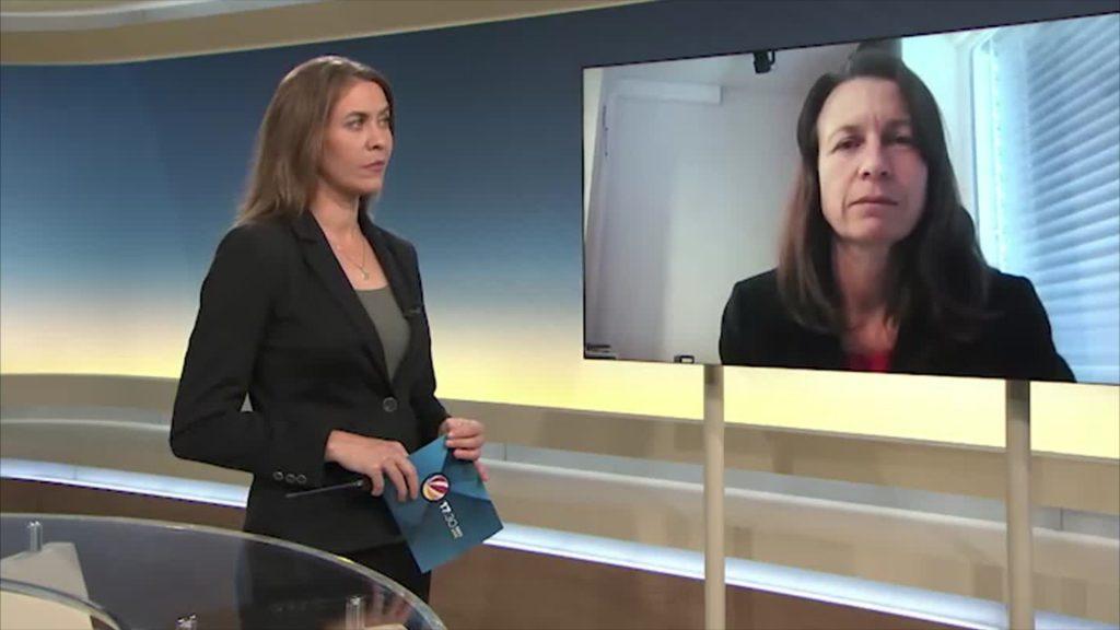 3 Monate nach der Flutkatastrophe im Ahrtal - im Interview: Cornelia Weigand