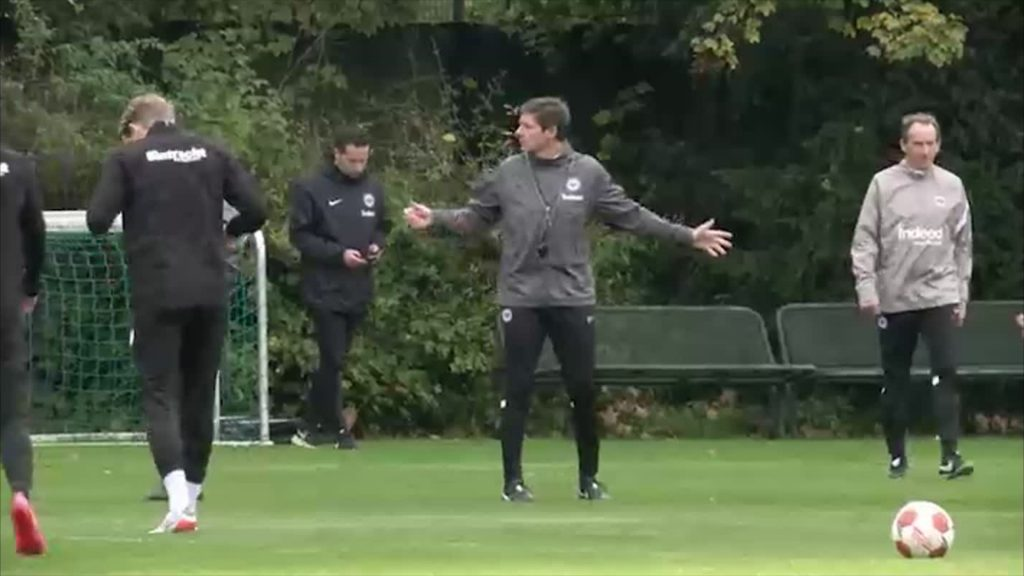 Eintracht Frankfurt setzt voll auf Europa League