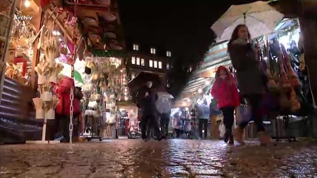 Weihnachtsmärkte unter Corona-Regeln